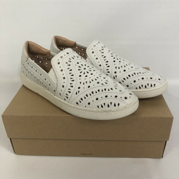 0029ea932974 UGG Shoes | Womens Perforated Slip On Sneakers Size 12 | Poshmark